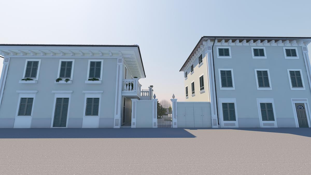 Appartamento storico a Valeggio sul Mincio