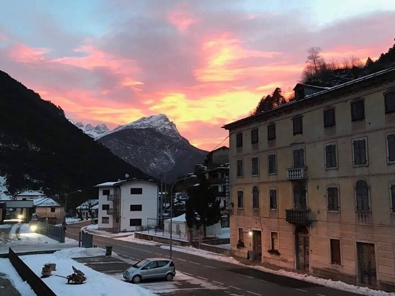 Edificio en Cortina d'Ampezzo