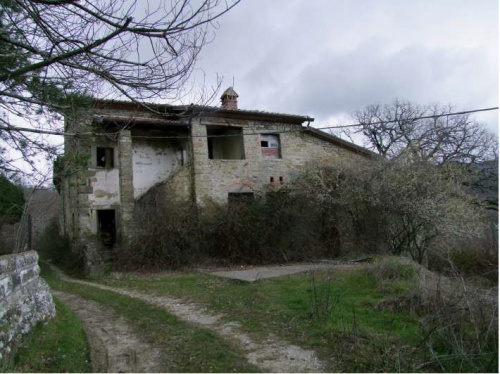 Farmhouse in Poppi
