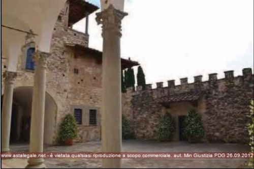 Castello a Pontassieve