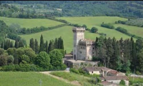 Castle in Pontassieve
