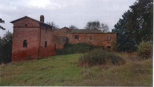 Klein huisje op het platteland in Monte San Savino