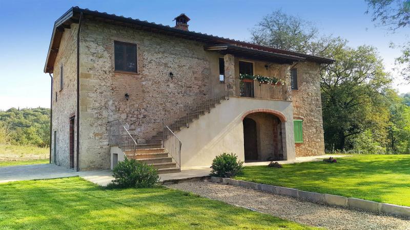 Casa de campo en Laterina Pergine Valdarno