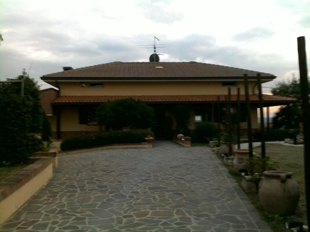 Villa à Tavullia