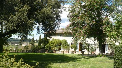 Историческое здание в Сан-Кашиано-ин-Валь-ди-Пеза