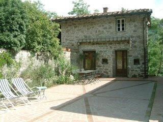 Detached house in Pescaglia