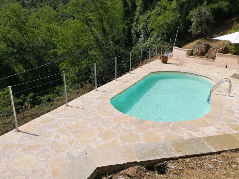 Einfamilienhaus in Pescaglia