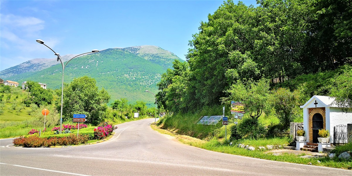 Detached house in Campoli Appennino