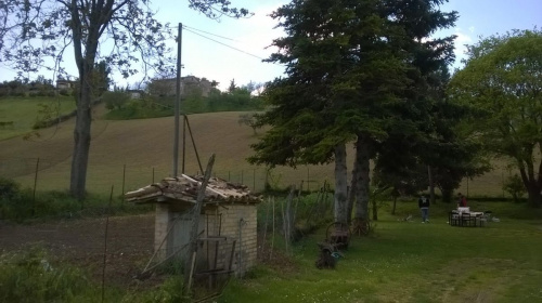 Casa di campagna a Corridonia