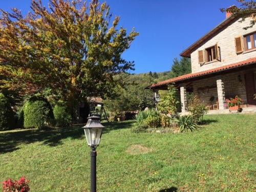 Villa en Castel San Niccolò