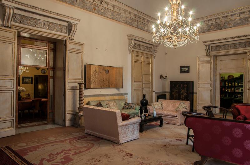 Apartamento histórico em Palermo