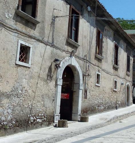 Casa histórica en Forino