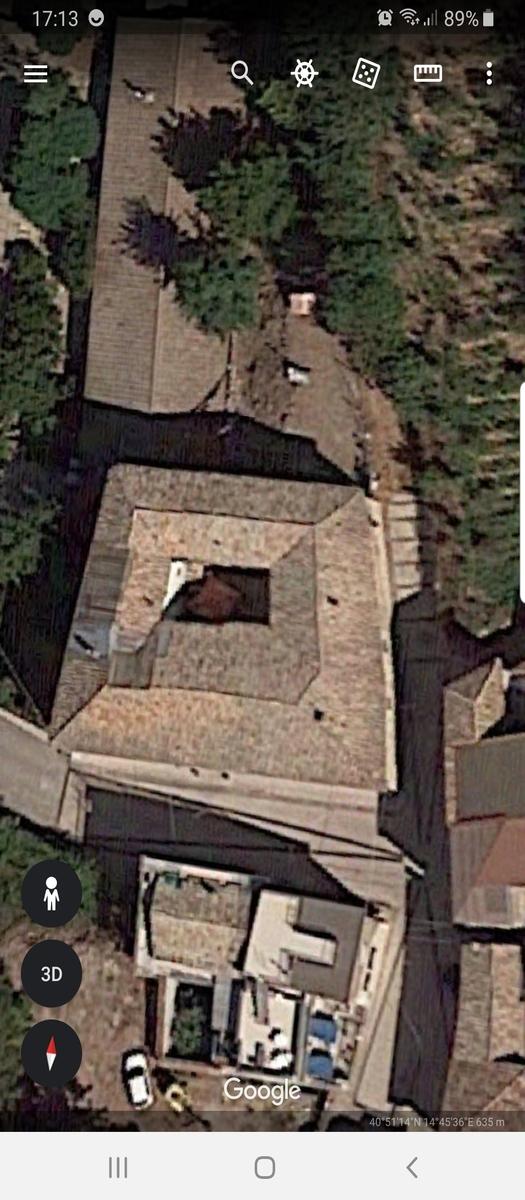 Historisches Haus in Forino