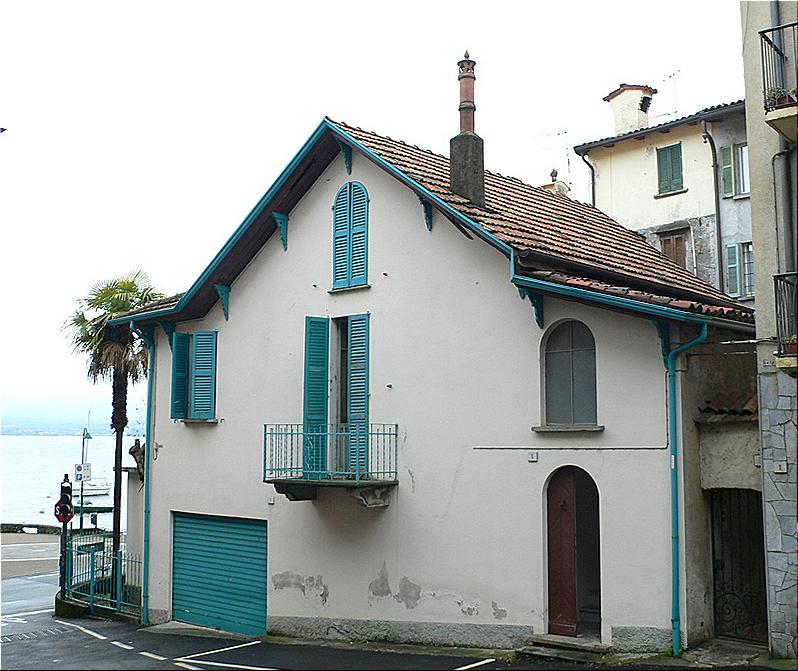 Villa a Belgirate