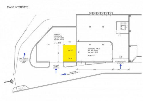 Commercial property in Bleggio Superiore
