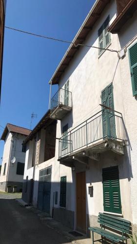 Landhaus in Castelletto d'Orba