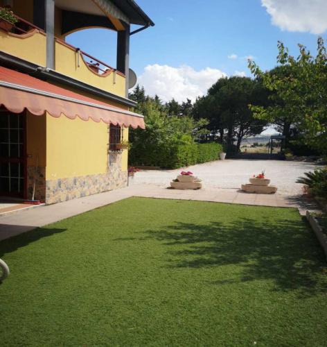 Landhaus in Larino