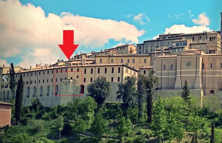 Historic apartment in Nocera Umbra