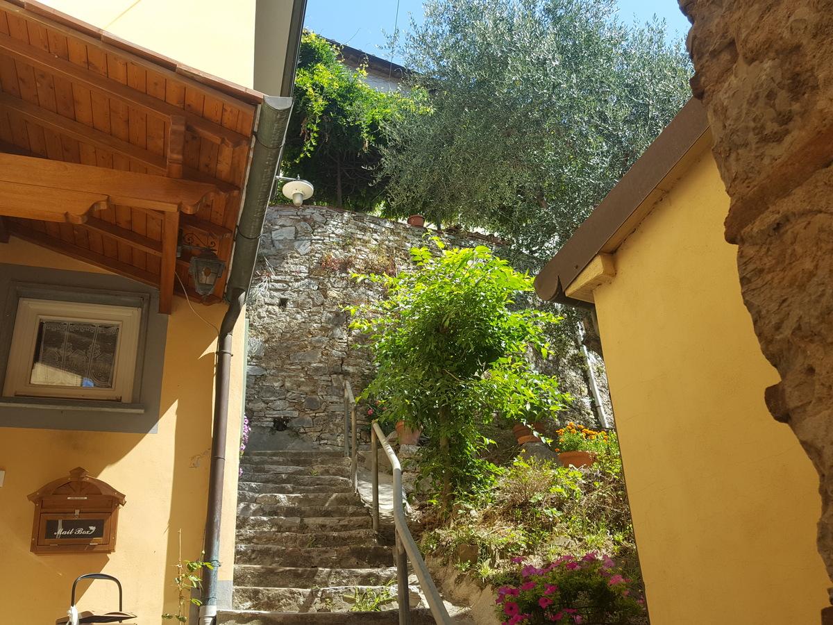 Vrijstaande woning in Massarosa