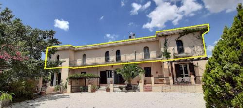 Casa de campo en Sciacca