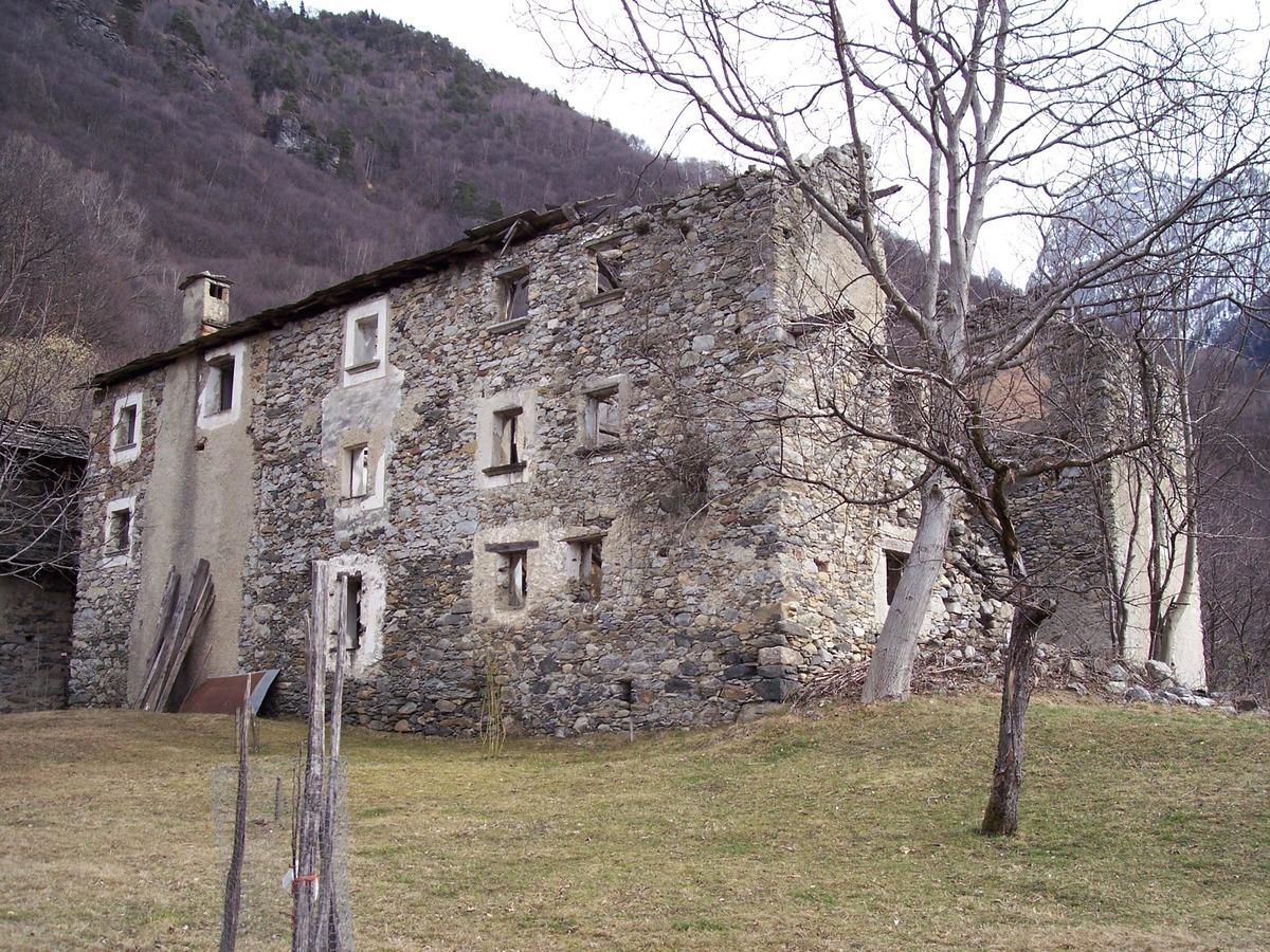 Maison individuelle à Prata Camportaccio