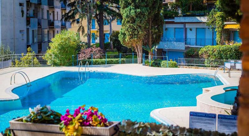 Eigenständiges Appartement in Sanremo