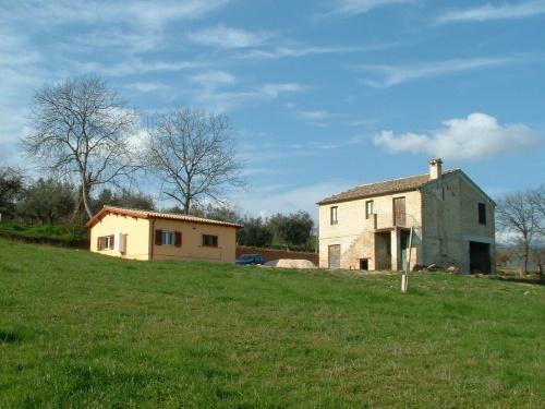 Hus på landet i Bellante