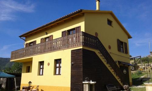 Villa i Arcevia