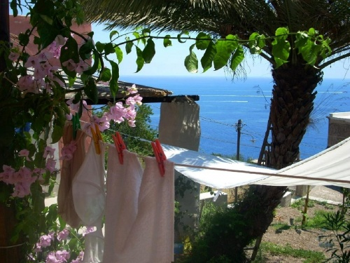 Vrijstaande woning in Lipari