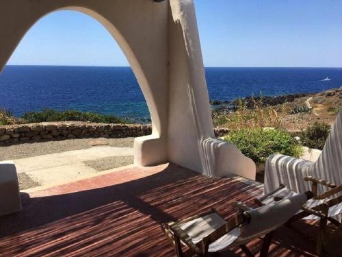 Vrijstaande woning in Pantelleria