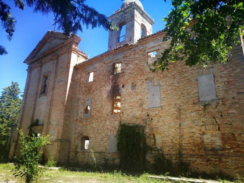 Bauernhaus in Vallefoglia