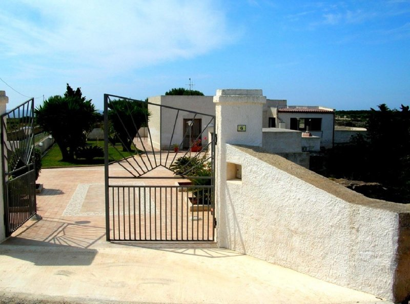 Einfamilienhaus in Favignana
