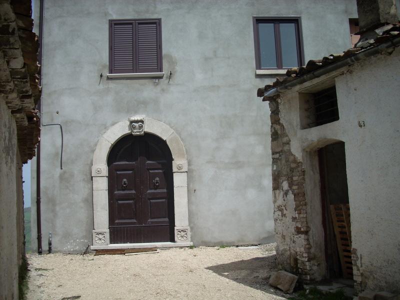 Landhaus in Bisaccia