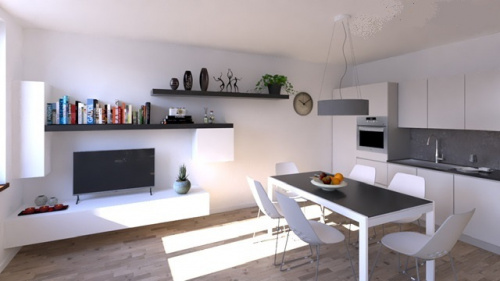 Apartment in Novaledo