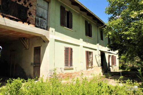 Bauernhaus in Calosso
