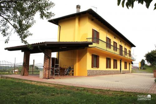 Bauernhaus in Vinchio
