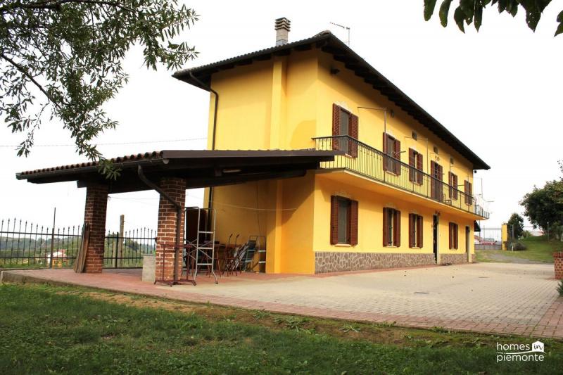 Cabaña en Vinchio