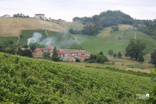 Bauernhaus in Castelnuovo Calcea