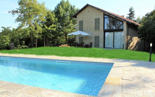 Отдельно стоящий дом в Рокка-д'Араццо