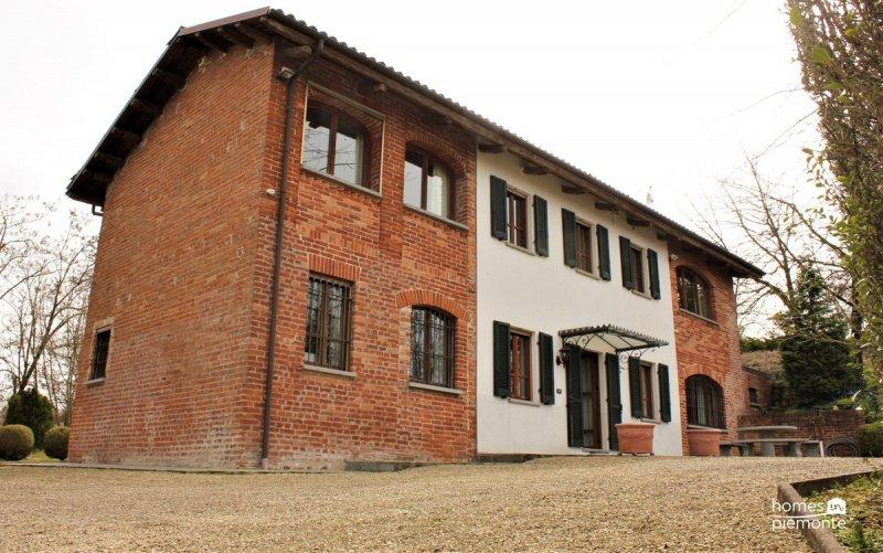 Landhaus in Vaglio Serra