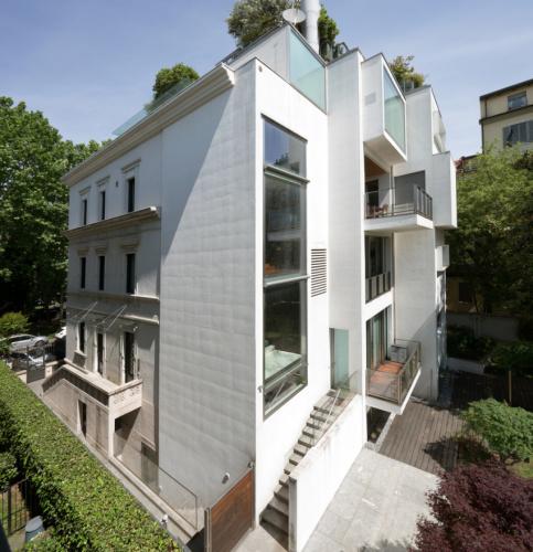 Edificio en Milán