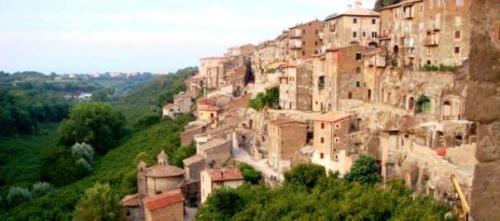 Historisk lägenhet i Vignanello