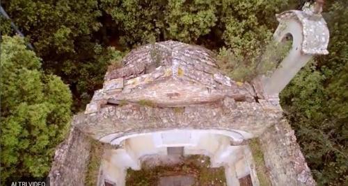 Historiskt hus i Montelupo Fiorentino
