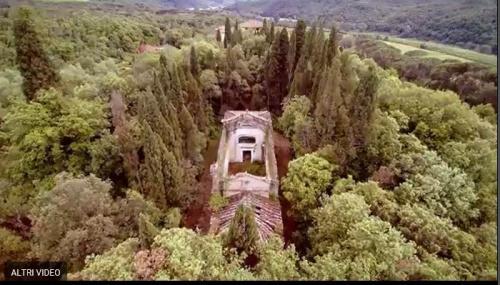 Casa histórica em Montelupo Fiorentino