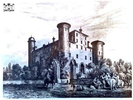 Castle in Murello