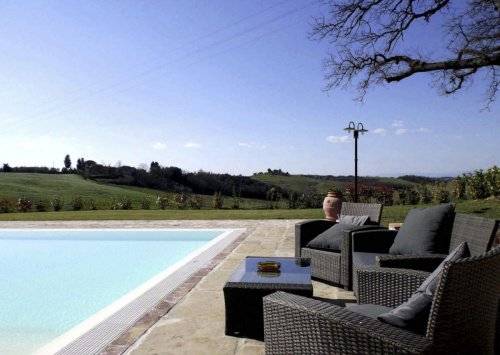 Urlaub auf dem Bauernhof in Castelfiorentino
