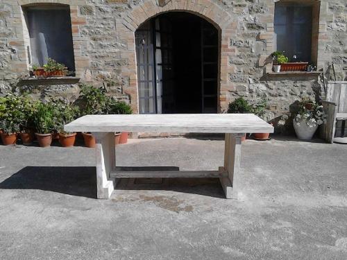 Lantgård i Gubbio