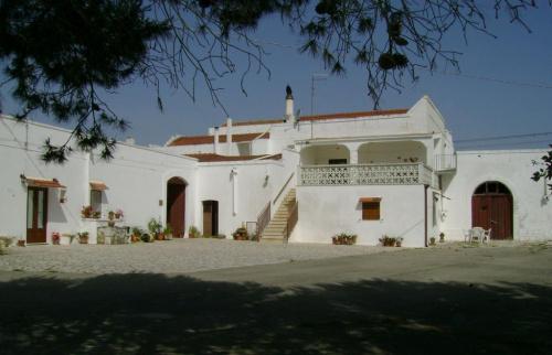 Masseria (lantgårdshus) i Mottola