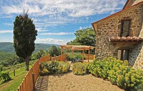 Agriturismo i Monte Santa Maria Tiberina