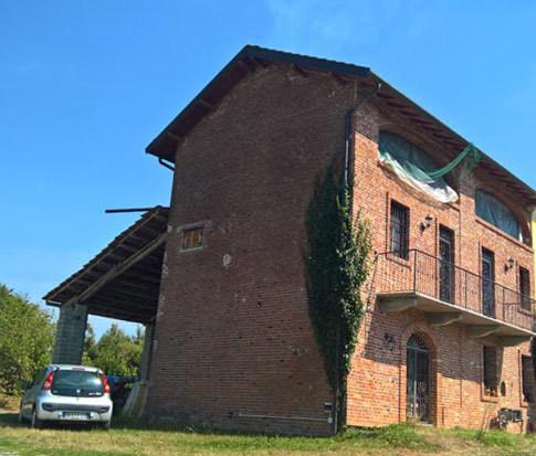 Casa de campo en Vignale Monferrato